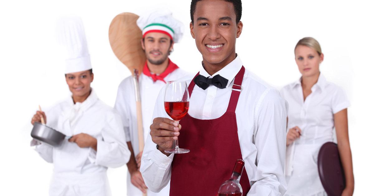 staff restoran
